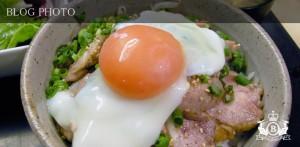 東京バルバリの過去メニュー元祖塩ダレ親子丼ファイナル