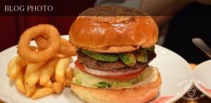 浜町のリッチバーガー、ブラザーズのハンバーガー