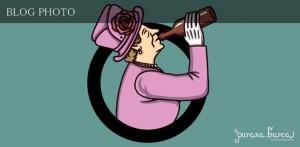 茅場町蛎殻町のピザイタリアンのプラナバルカ、バールスペース限定ボトルワイン1本1500円