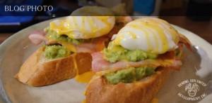 道端ジェシカおすすめオーストラリア名店レシピのエッグベネディクト