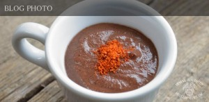 映画ショコラのようなマヤ文明のレシピでカカオ豆から作るホットチョコレートの作り方